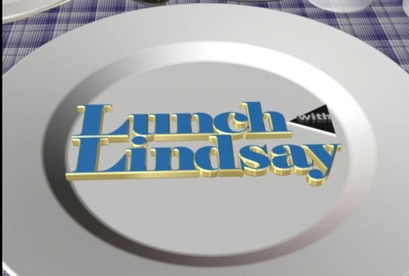 Lunch with Lyndsay Czarniak