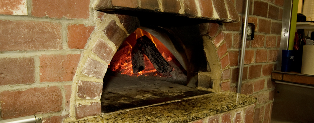 The Dons' Wood-Fired Brick Oven