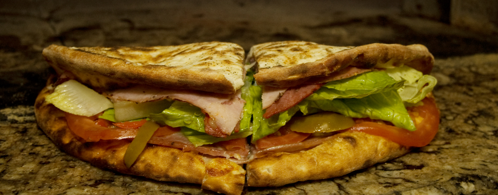 The Dons' Italian – Oven Baked Sandwich