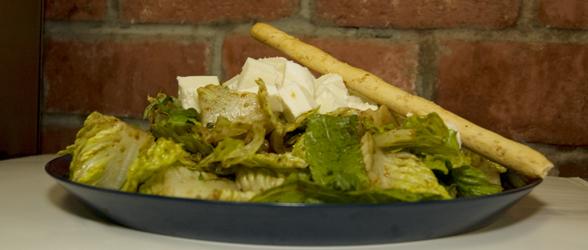 The Caparese Salad