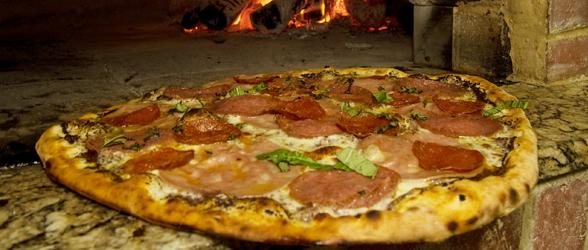 The Muffuletta Pizza