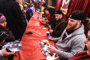 Trent Murphy Autographs for Redskins Fans