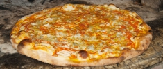 Stefano's Buffalo Chicken Pizza