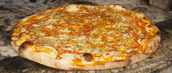 Stefano's Buffalo Chicken Pizza