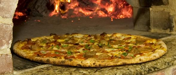 The Sicilian Hit Pizza
